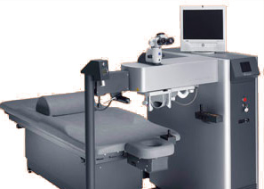 Instrumental Laser excimer Allegretto