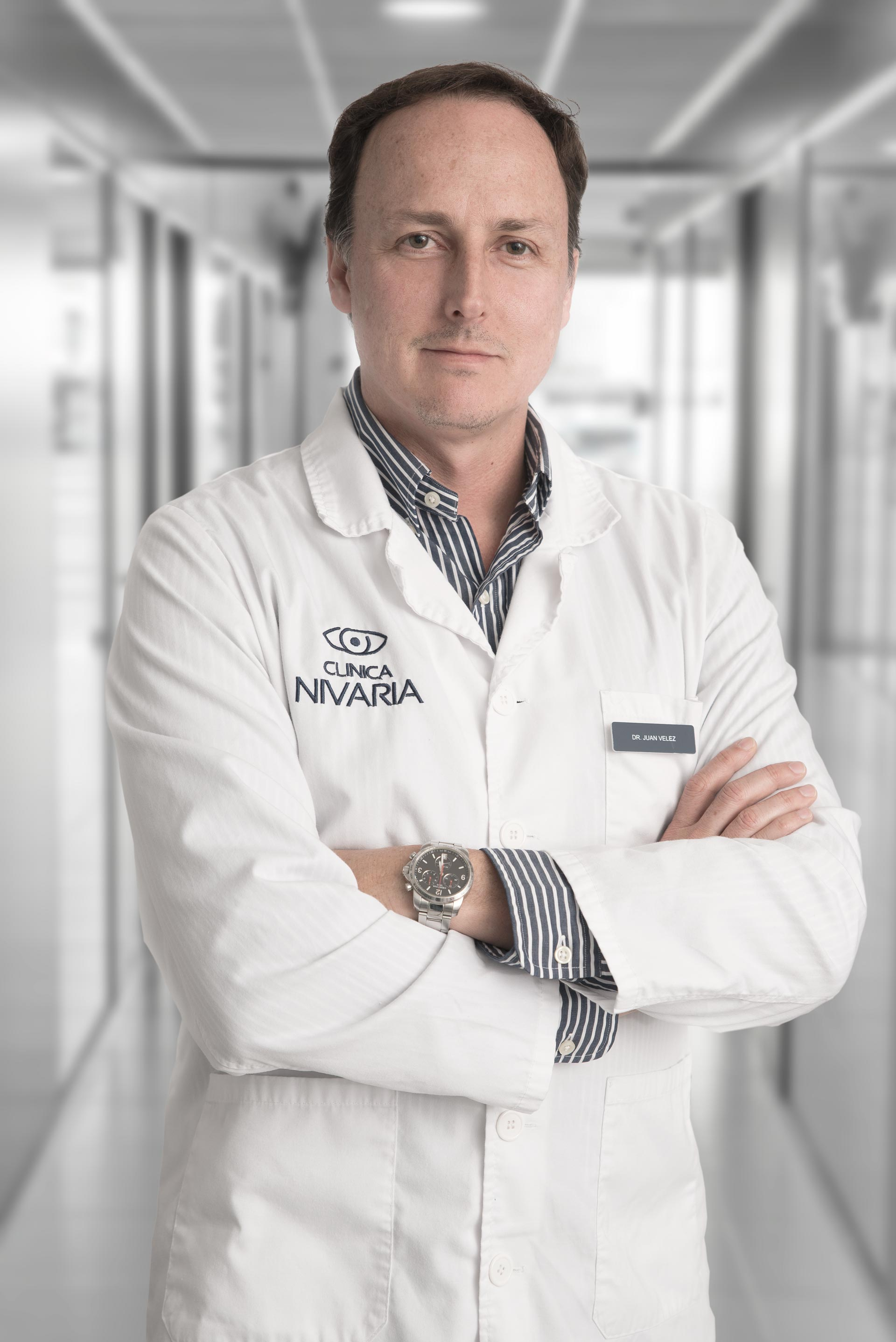 Dr. Juan E. Vélez Ospina