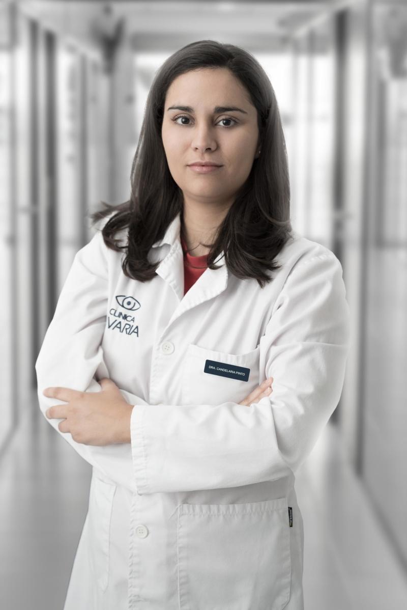 Oftalmóloga Clínica Nivaria Candelaria Pinto