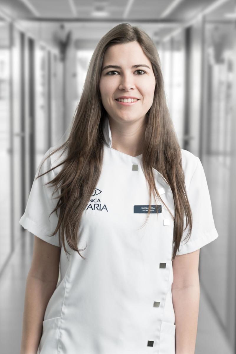 Optometrista Clínica Nivaria Cristina Peña