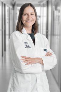 Oftalmóloga Clínica Nivaria Bárbara Acosta